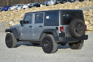 2014 Jeep Wrangler Unlimited Sport Naugatuck, Connecticut 2