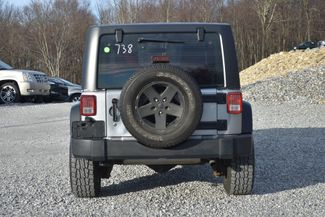 2014 Jeep Wrangler Unlimited Sport Naugatuck, Connecticut 3
