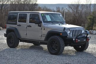 2014 Jeep Wrangler Unlimited Sport Naugatuck, Connecticut 6