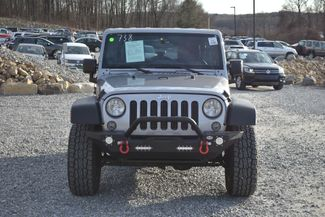 2014 Jeep Wrangler Unlimited Sport Naugatuck, Connecticut 7