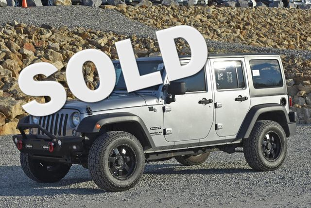 2014 Jeep Wrangler Unlimited Sport Naugatuck, Connecticut