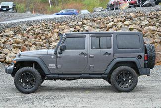 2014 Jeep Wrangler Unlimited Sport Naugatuck, Connecticut 1
