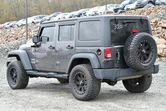 2014 Jeep Wrangler Unlimited Sport Naugatuck, Connecticut 2