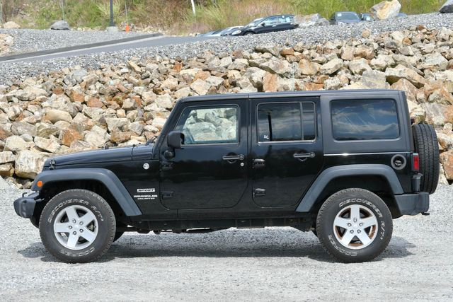 2014 Jeep Wrangler Unlimited Sport Naugatuck, Connecticut 1