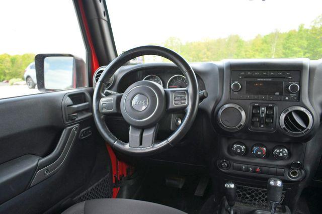 2014 Jeep Wrangler Unlimited Sport Naugatuck, Connecticut 12