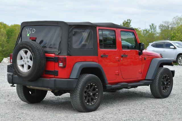 2014 Jeep Wrangler Unlimited Sport Naugatuck, Connecticut 4