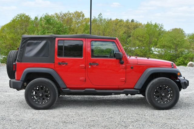 2014 Jeep Wrangler Unlimited Sport Naugatuck, Connecticut 5