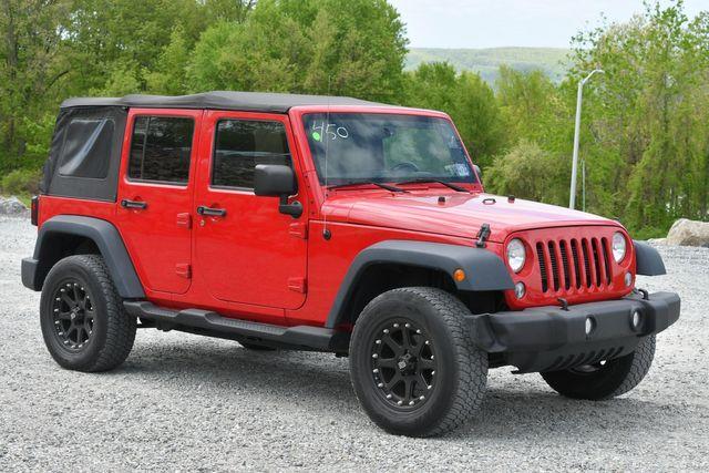 2014 Jeep Wrangler Unlimited Sport Naugatuck, Connecticut 6