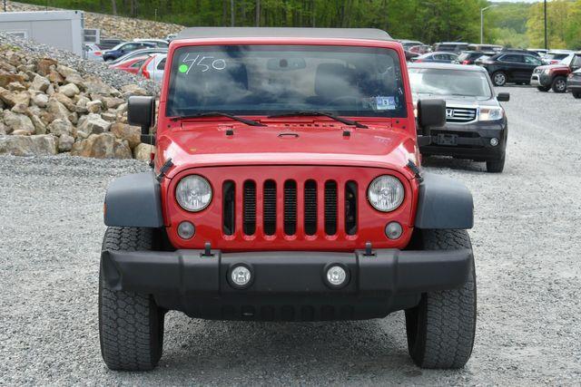 2014 Jeep Wrangler Unlimited Sport Naugatuck, Connecticut 7
