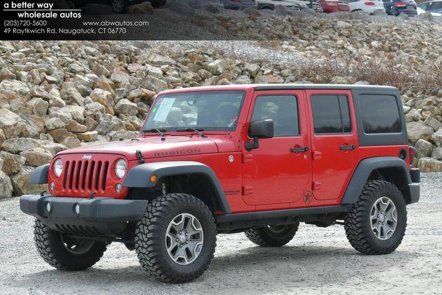 2014 Jeep Wrangler Unlimited Rubicon Naugatuck, Connecticut
