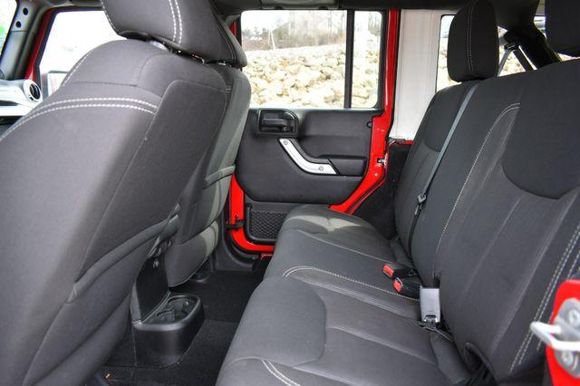 2014 Jeep Wrangler Unlimited Rubicon Naugatuck, Connecticut 14