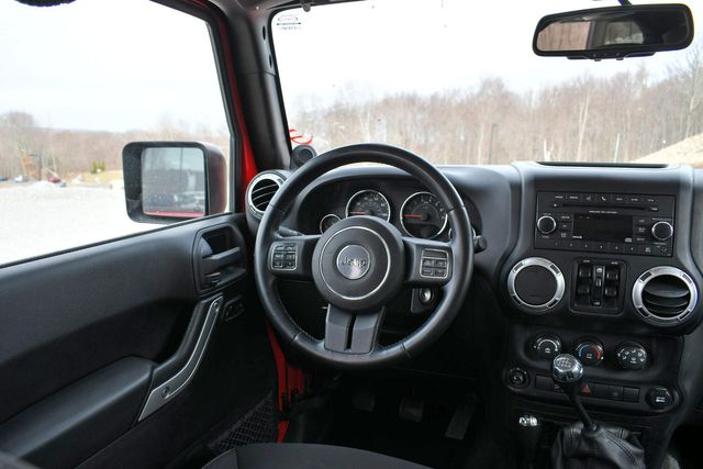 2014 Jeep Wrangler Unlimited Rubicon Naugatuck, Connecticut 15