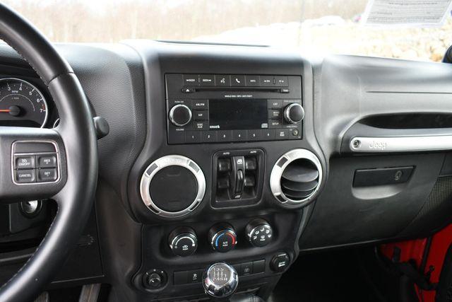 2014 Jeep Wrangler Unlimited Rubicon Naugatuck, Connecticut 21