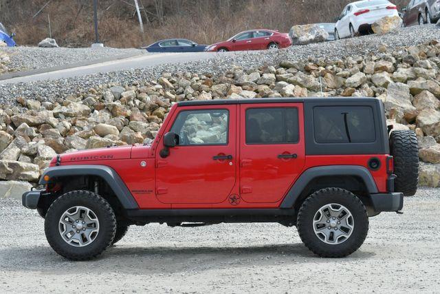 2014 Jeep Wrangler Unlimited Rubicon Naugatuck, Connecticut 3