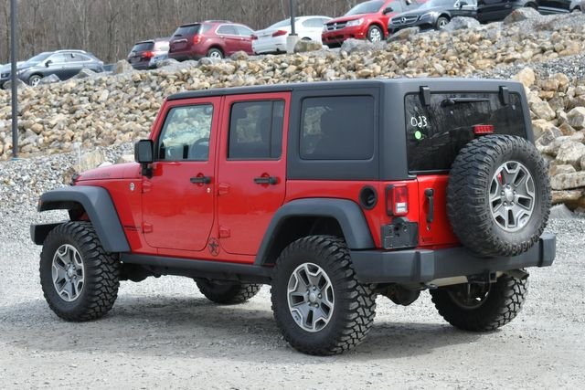 2014 Jeep Wrangler Unlimited Rubicon Naugatuck, Connecticut 4