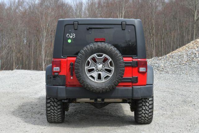 2014 Jeep Wrangler Unlimited Rubicon Naugatuck, Connecticut 5