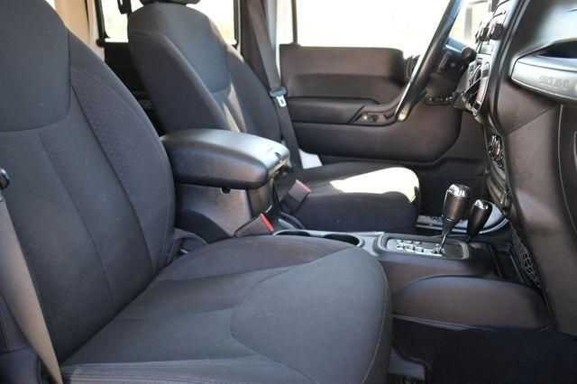 2014 Jeep Wrangler Unlimited Sport S 4X4 Naugatuck, Connecticut 10