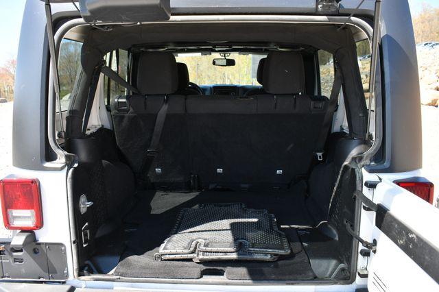 2014 Jeep Wrangler Unlimited Sport S 4X4 Naugatuck, Connecticut 12