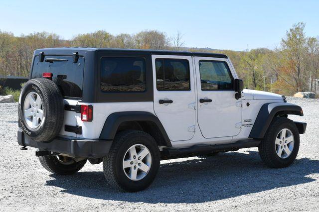 2014 Jeep Wrangler Unlimited Sport S 4X4 Naugatuck, Connecticut 6