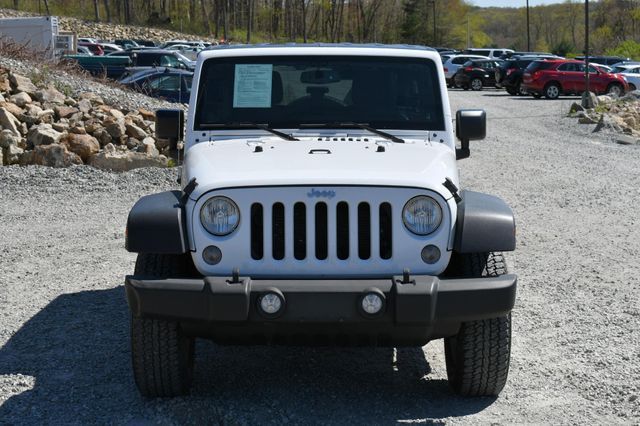 2014 Jeep Wrangler Unlimited Sport S 4X4 Naugatuck, Connecticut 9