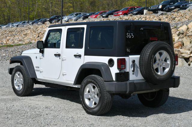2014 Jeep Wrangler Unlimited Sport 4WD Naugatuck, Connecticut 4