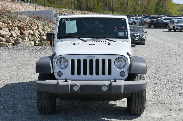 2014 Jeep Wrangler Unlimited Sport 4WD Naugatuck, Connecticut 9