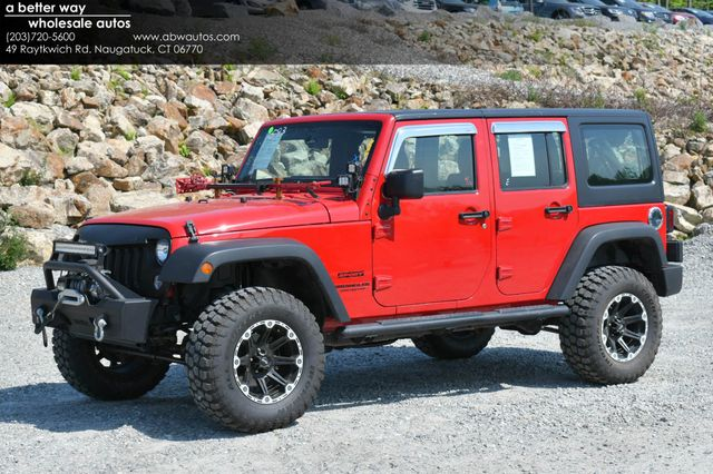 2014 Jeep Wrangler Unlimited Sport Naugatuck, Connecticut
