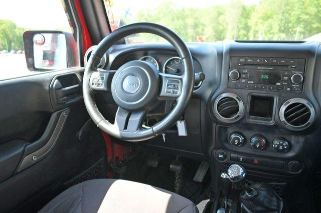 2014 Jeep Wrangler Unlimited Sport Naugatuck, Connecticut 13