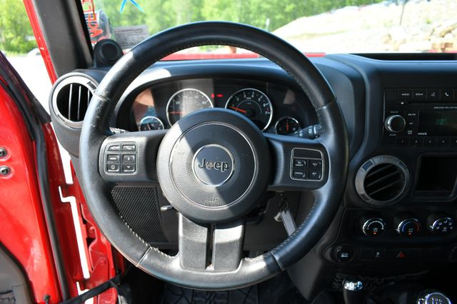 2014 Jeep Wrangler Unlimited Sport Naugatuck, Connecticut 17