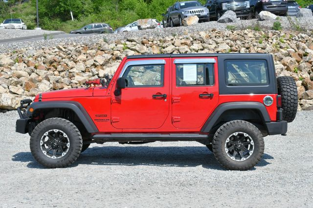 2014 Jeep Wrangler Unlimited Sport Naugatuck, Connecticut 3