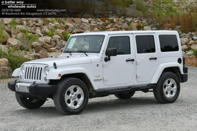 2014 Jeep Wrangler Unlimited Sahara Naugatuck, Connecticut