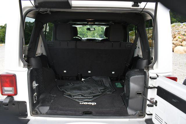 2014 Jeep Wrangler Unlimited Sahara Naugatuck, Connecticut 11