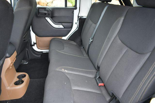 2014 Jeep Wrangler Unlimited Sahara Naugatuck, Connecticut 12