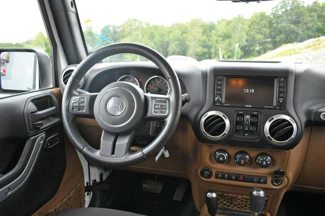 2014 Jeep Wrangler Unlimited Sahara Naugatuck, Connecticut 13