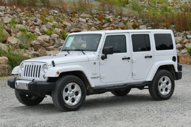 2014 Jeep Wrangler Unlimited Sahara Naugatuck, Connecticut 2