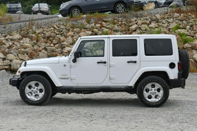 2014 Jeep Wrangler Unlimited Sahara Naugatuck, Connecticut 3