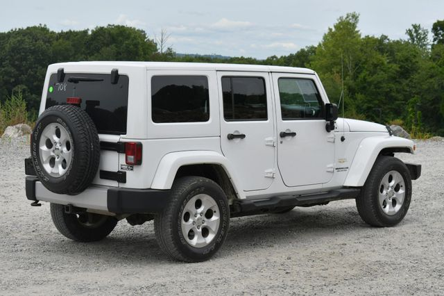 2014 Jeep Wrangler Unlimited Sahara Naugatuck, Connecticut 6
