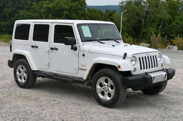 2014 Jeep Wrangler Unlimited Sahara Naugatuck, Connecticut 8