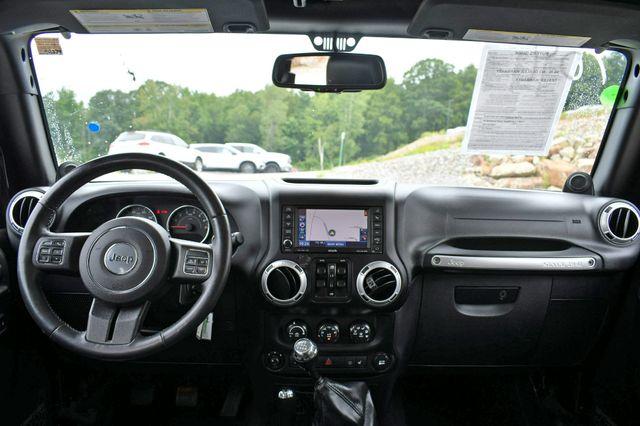 2014 Jeep Wrangler Unlimited Sahara Naugatuck, Connecticut 16