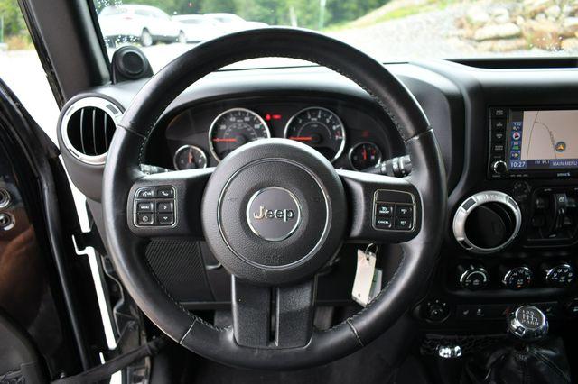 2014 Jeep Wrangler Unlimited Sahara Naugatuck, Connecticut 19