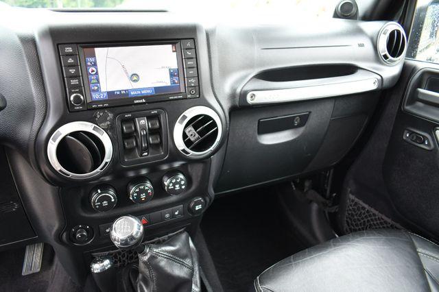 2014 Jeep Wrangler Unlimited Sahara Naugatuck, Connecticut 20