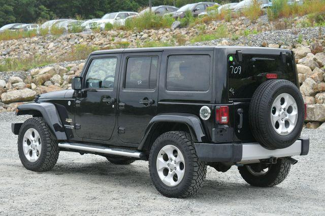 2014 Jeep Wrangler Unlimited Sahara Naugatuck, Connecticut 4