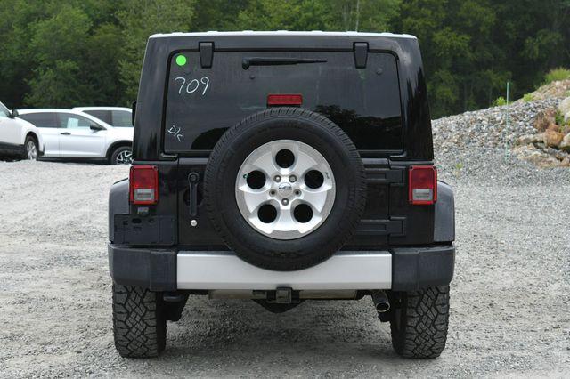 2014 Jeep Wrangler Unlimited Sahara Naugatuck, Connecticut 5