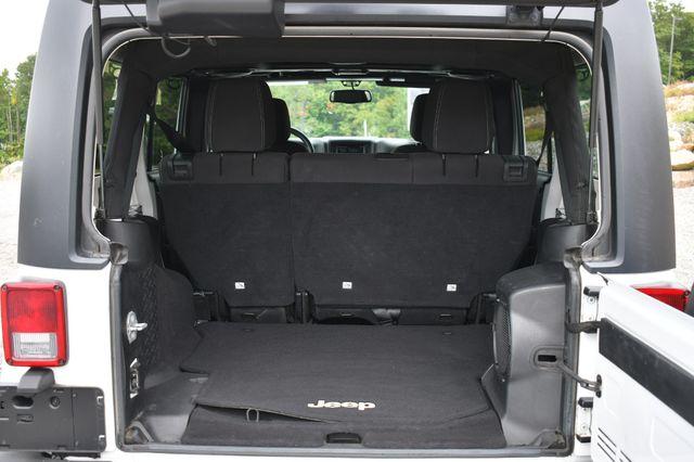 2014 Jeep Wrangler Unlimited  Sahara 4WD Naugatuck, Connecticut 12