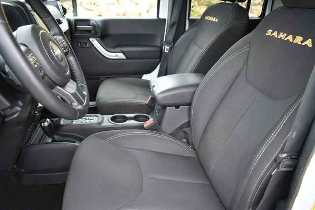 2014 Jeep Wrangler Unlimited  Sahara 4WD Naugatuck, Connecticut 18