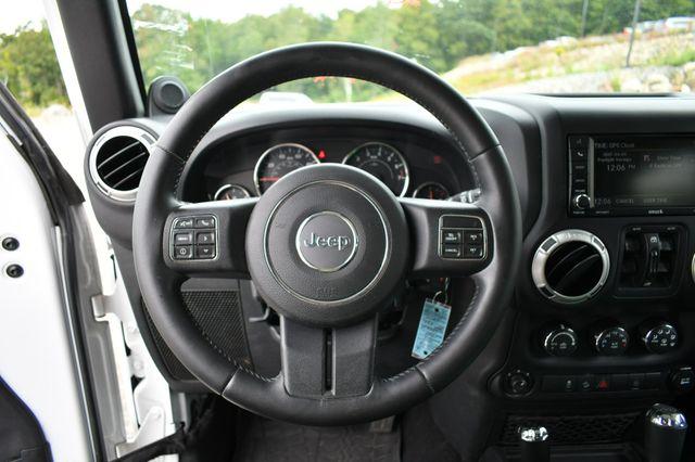 2014 Jeep Wrangler Unlimited  Sahara 4WD Naugatuck, Connecticut 19
