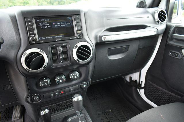 2014 Jeep Wrangler Unlimited  Sahara 4WD Naugatuck, Connecticut 20