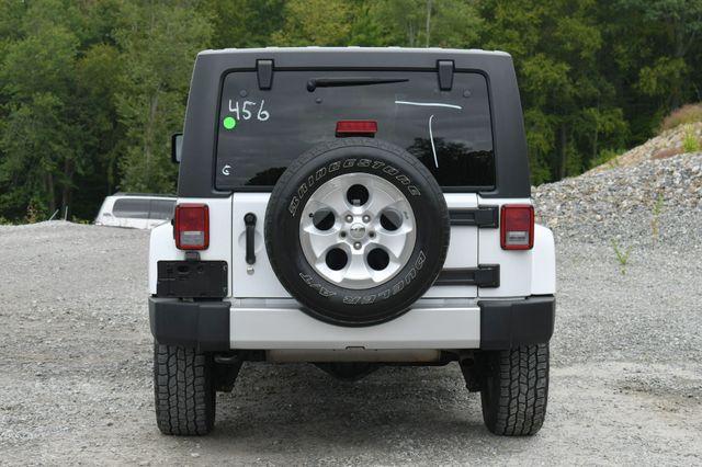 2014 Jeep Wrangler Unlimited  Sahara 4WD Naugatuck, Connecticut 5