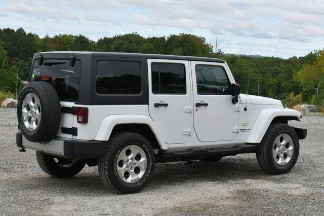 2014 Jeep Wrangler Unlimited  Sahara 4WD Naugatuck, Connecticut 6