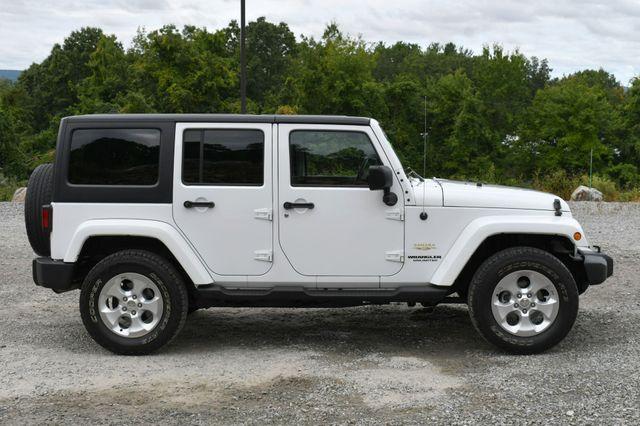 2014 Jeep Wrangler Unlimited  Sahara 4WD Naugatuck, Connecticut 7